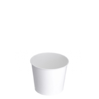 TYPE S19 200ml White Ice Cream Cup
